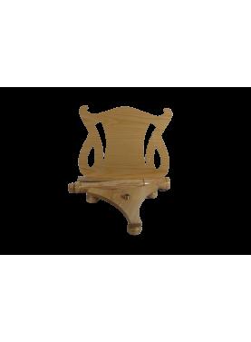Pupitre démonté (Gaudi frène naturel)